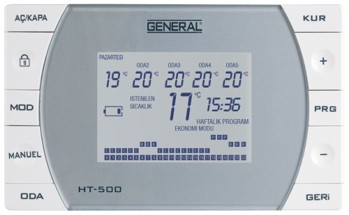 GENERAL HT 500