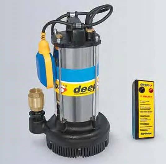 Sıvıyı Yöneten Cihazlar: Dalgıç Pompalar
